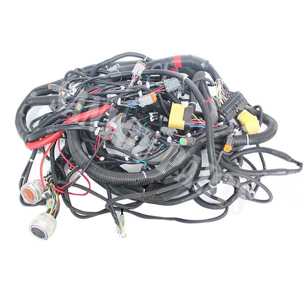 pc400 7 208 06 71113 outer harness, engine harness sanyou partskomatsu pc400 7 engine harness, 208 06 71113 outer harness(new