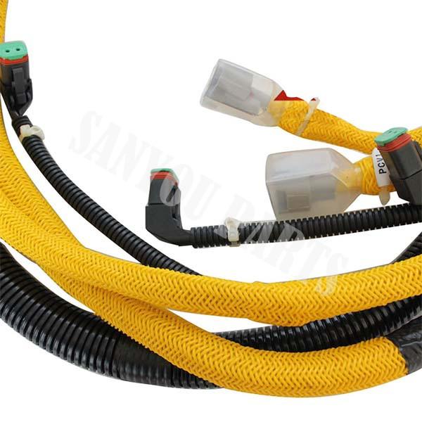 PC400-7 6156-81-9211 wiring harness
