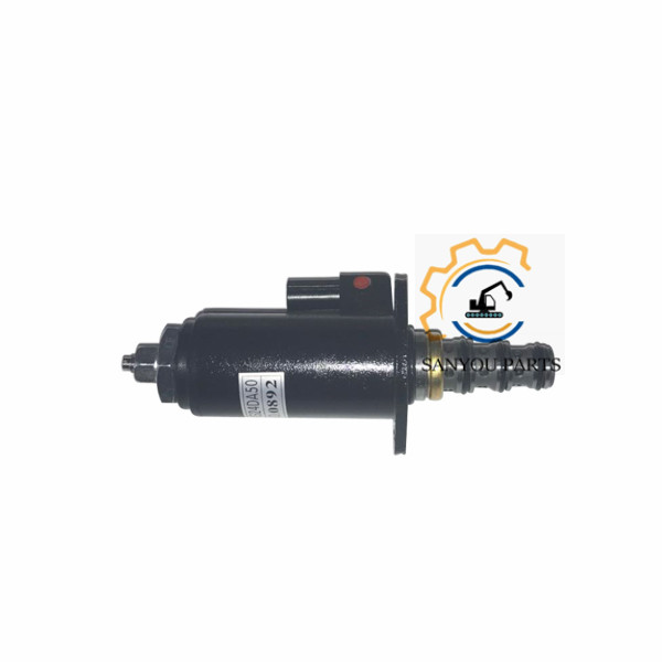 SK230-6E Secure Lock Solenoid Valve KWE5K-31 G24DA50