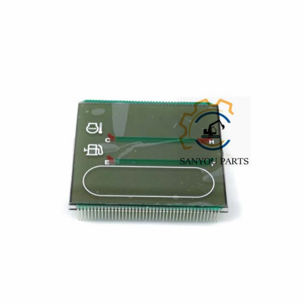 PC200-6 6D95 LCD(Double Time)