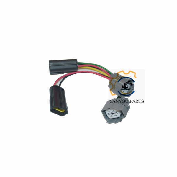 SK200-6 Throttle Motor Connector 2 Lines