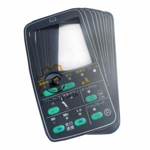 7834-76-3001 monitor , 7834-72-4002 Monitor,PC200-6 6D102 Monitor LCD,PC200-6 Monitor Surface 6D102