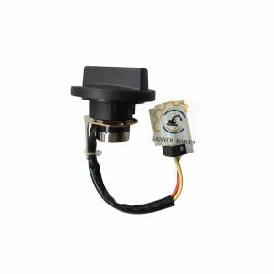 PC200-7 Accelerator Motor, PC200-5 Hand Brake,PC200-5 Throttle Motor, PC200-5 Accelerator Knob