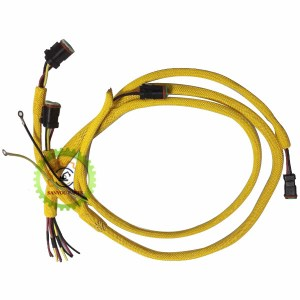 E320C Pump Harness E320C Pump Line