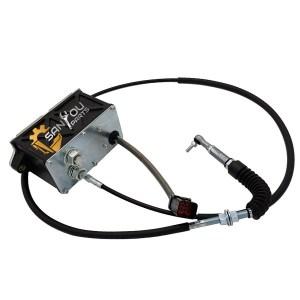 3863439 Throttle Motor E320D2 Throttle Motor