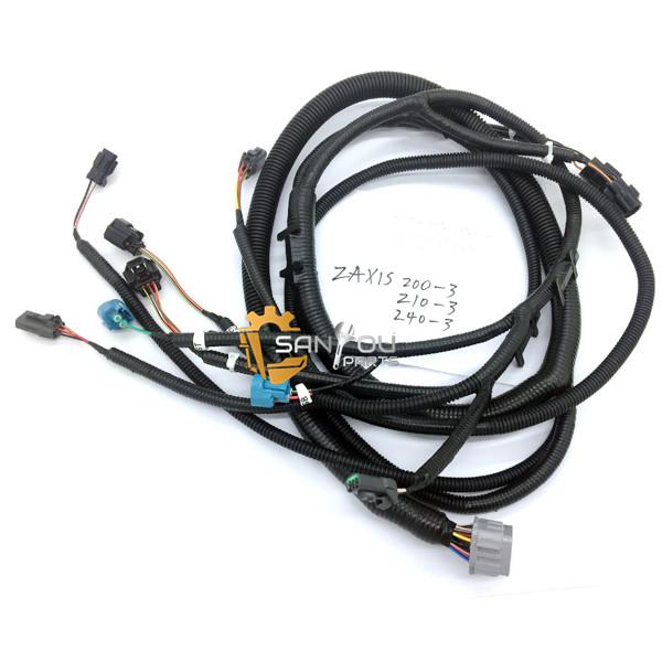 ZX200-3 Pump Harness ZX200-3 HYD Wiring Harness