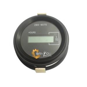 285-9075 Time Meter, 285-9075 Hour Meter, E320D Time Meter, E320D Hour Meter