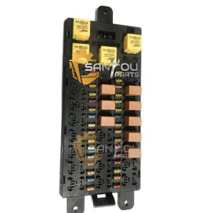 YN24E00016F2 Fuse Box SK200-8 Fuse Box For Kobelco