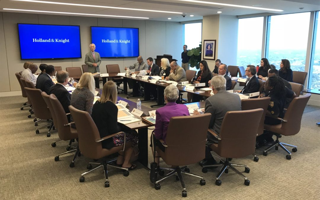 Nelson Launches Juvenile Justice Advisory Committee