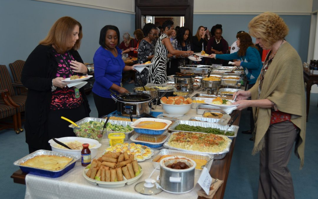 SAO celebrates Thanksgiving early; Office closed Nov. 23-24