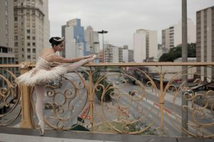 Bailarina cega