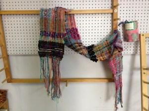 annie pearl scarf