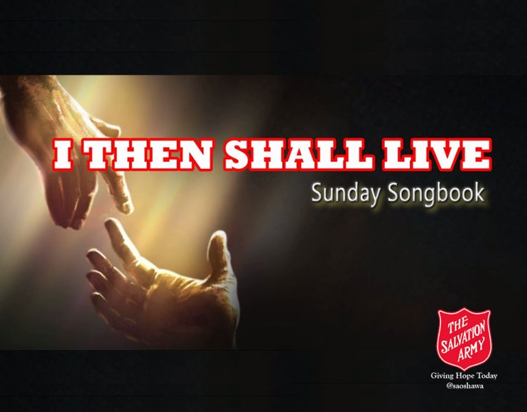 I-Then-Shall-Live