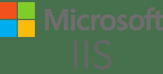 Microsoft Internet Information Services logo
