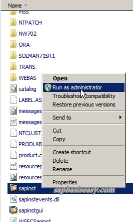 How to install SAP Solution Manager 7 1 on Windows - SAP Basis Easy