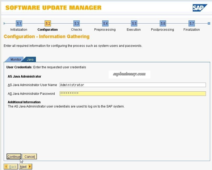 How to update SAP Kernel using Software Update Manager (SUM
