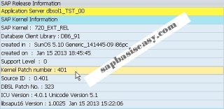 how to update SAP Kernel on UNIX