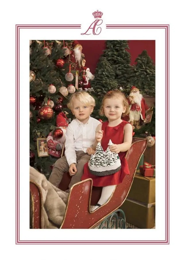 Christmas In Monaco With Princess Charlene And Royal