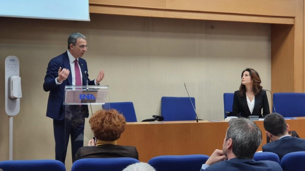 Sergio Costa e Mariarosaria de' Medici