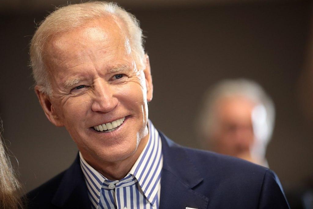 Joseph Robinette Biden, candidato