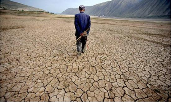 Lo scenario della desertificazione