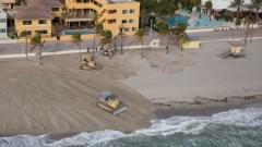 Il fenomeno dell'erosione costiera