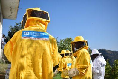 Il corso di apicoltura ha permesso di acquisire importanti competenze di base