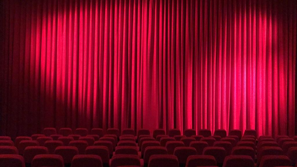 Una sala teatrale