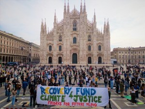 climate justice Milano