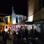 Persone riunite durante il Trevignano DocStories Festival