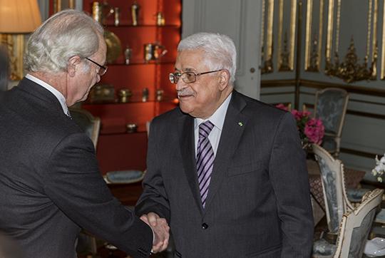 Abbas parti fatah kontrollerar vastbanken