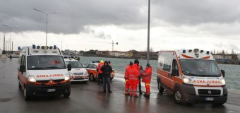 Scontro fra mercantili, 2 morti e 4 dispersi