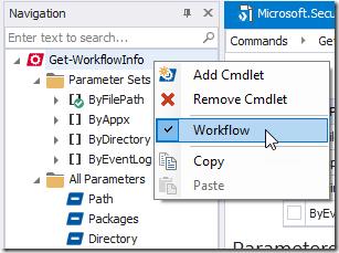 Navigation - Workflow