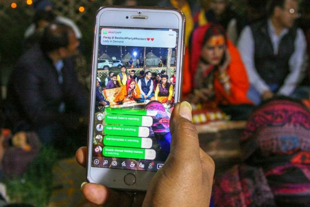 hijra - Thanks to their engaging use of social media at the Kumbh Mela, the Kinnar Akhada amassed a large following and popularized #transgender on Indian Twitter.