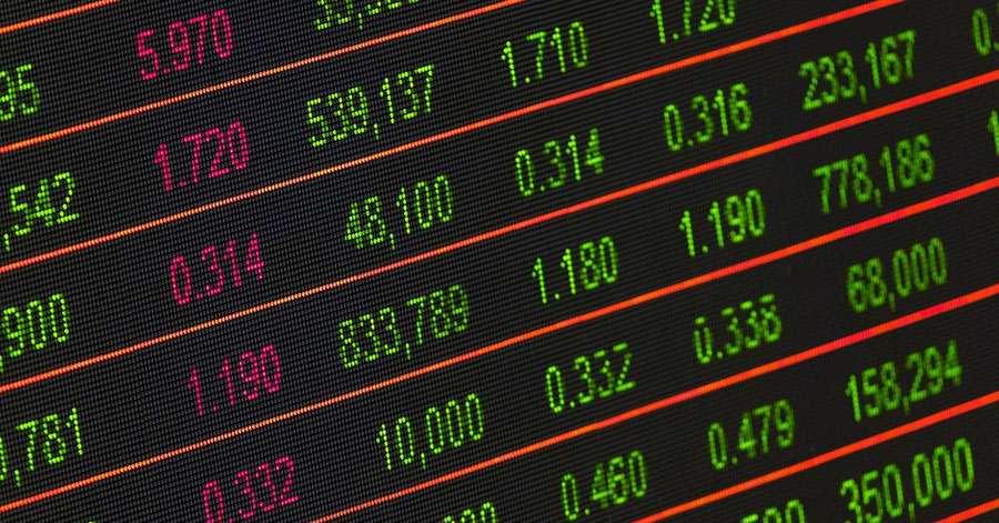 tendencia del mercado de valores