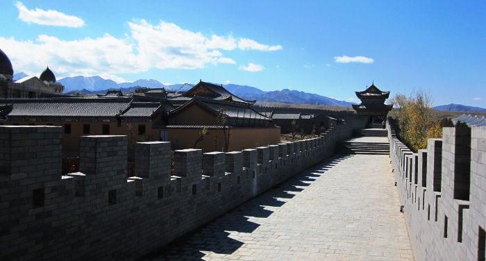 Liqian ciudad fundada por legionarios romanos