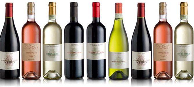 As Garrafas de Vinho