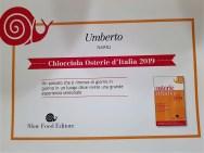 Diploma_Chiocciola_Osterie-d-Italia-2019_Ristorante_Umberto_Napoli