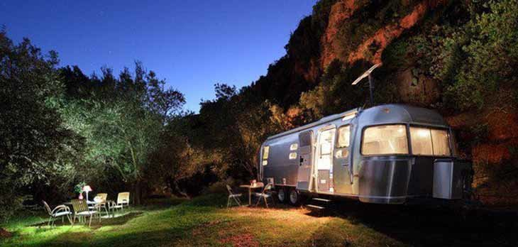 Glamping Airstream Andalucia