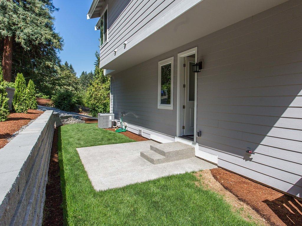 Lower Lakemont Lot 1 exterior patio