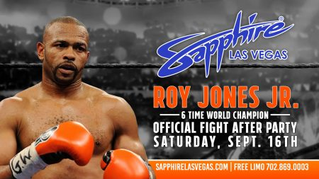 Fight Night Las Vegas | Mexican Independence Weekend