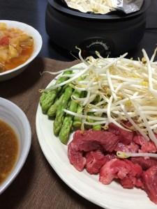 7日間脂肪燃焼ダイエット6日目肉と野菜の日