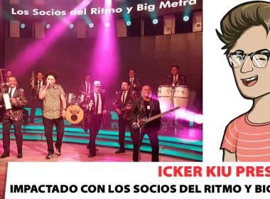 Los Socios del Ritmo - Icker Kiu