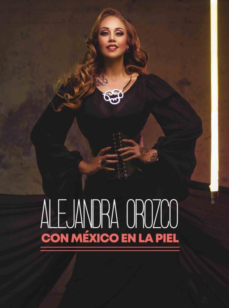 Alejandra Orozco portada