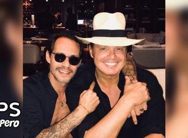 Luis Miguel y Marc Anthony