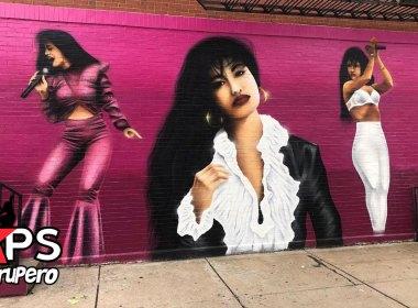 Selena Quintanilla - Mural