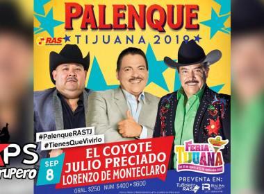 Lorenzo de Monteclaro, El Coyote, Julio Preciado