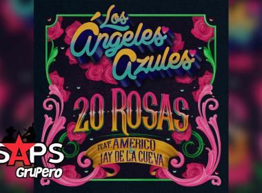 20 Rosas, Los Ángeles Azules, Américo, Jay de la Cueva