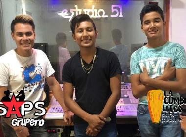 Los Cumbion, Omar y Diego