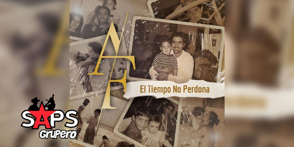 Letra El Tiempo No Perdona - Alex Fernández